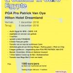 Golfstage Cairo Pro Patrick Dec 18