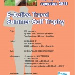 Summer Golf Trophy 2018