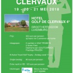 Flyer Golf Clervaux 2018